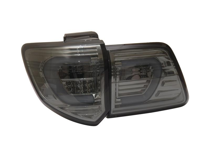 Бесплатная доставка для фабрики Вланд части автомобиля задний фонарь светодиодный задний фонарь для Тойота Фортунер 2011 2015