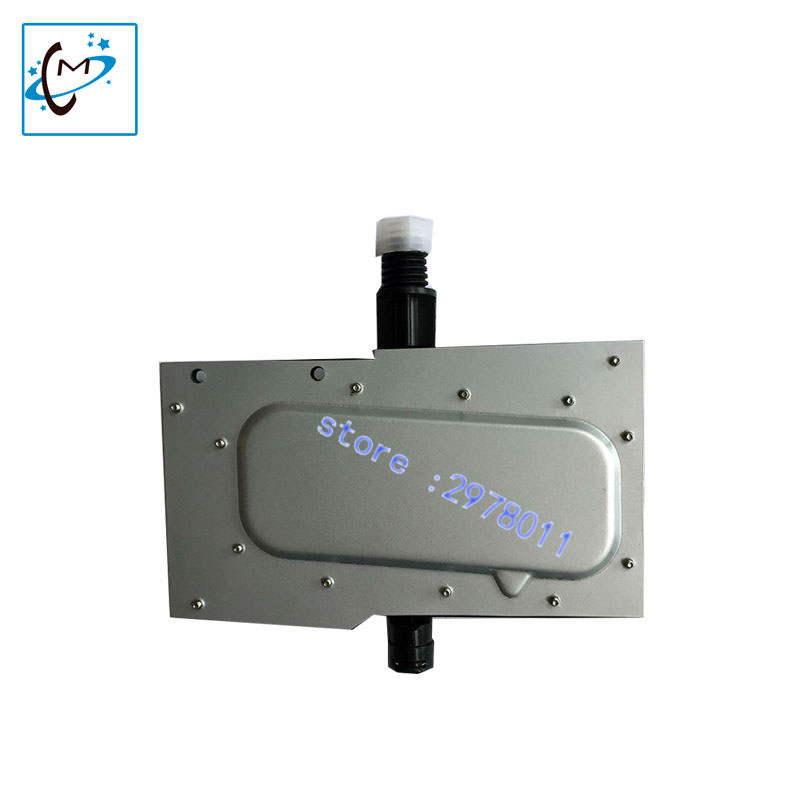 hot sale solvent damper spare part for  SPT 1020 printhead fast shipping sei ko spt 255 damper for inkjet printer with spt 255 printhead for challenger crystal gz solvent printing machine