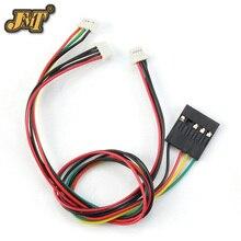 JMT 23cm 4p OSD Cable Connector for APM 2 8 2 6 Pixhawk PIX PX4 Flight