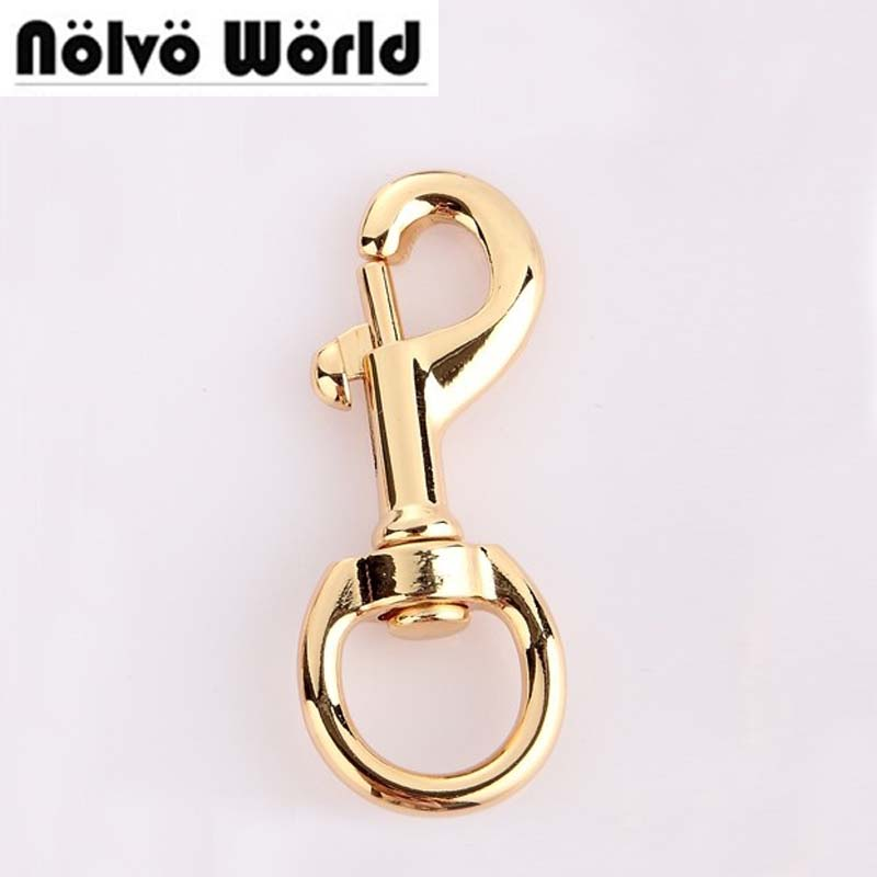 Cheap price 3/4 inch 20mm inside die-casting Big hook trigger snap hook swivel clasp lobster claws swivel hooks for bags bosch 1600 a 00159