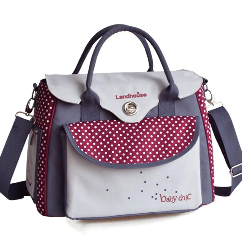 font b Bag b font For Baby Strollers Diaper Nappy Mummy font b Travel b
