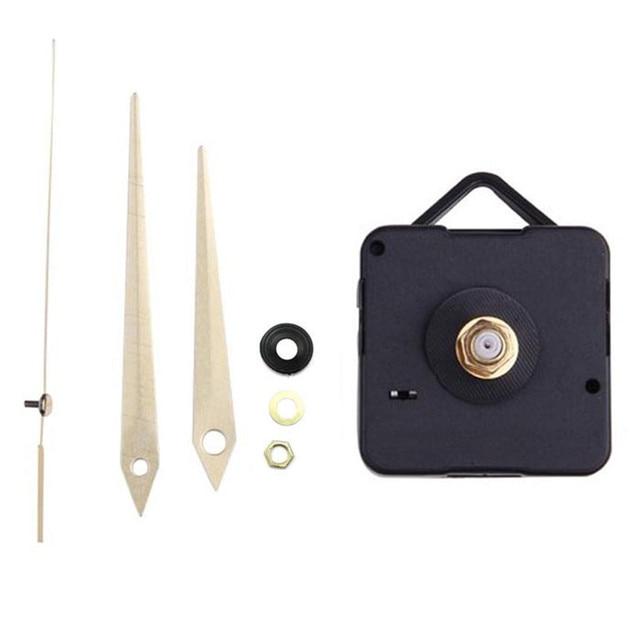 Z Quartz Gold Clock Movement Mechanism Hands DIY Repair Replacement Dropshipping June#6