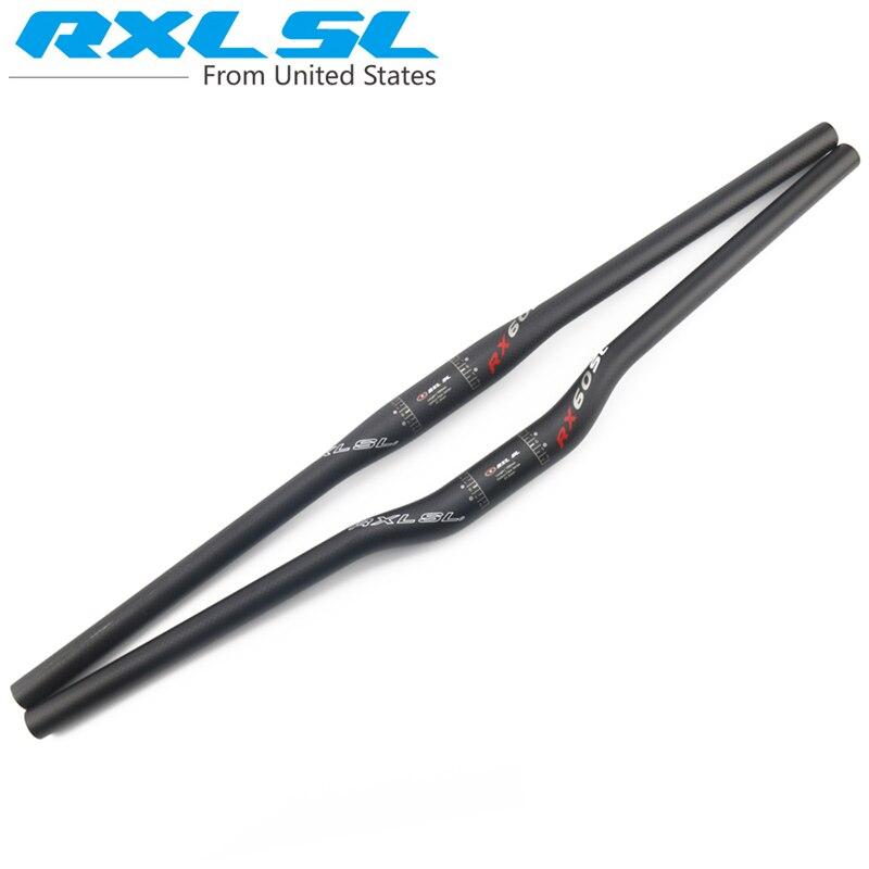 Цена за Руль Углерода mtb Велосипед Ручка Бар RXL SL RX60 Углерода MTB/Горный Велосипед Руль Велосипед Аксессуары