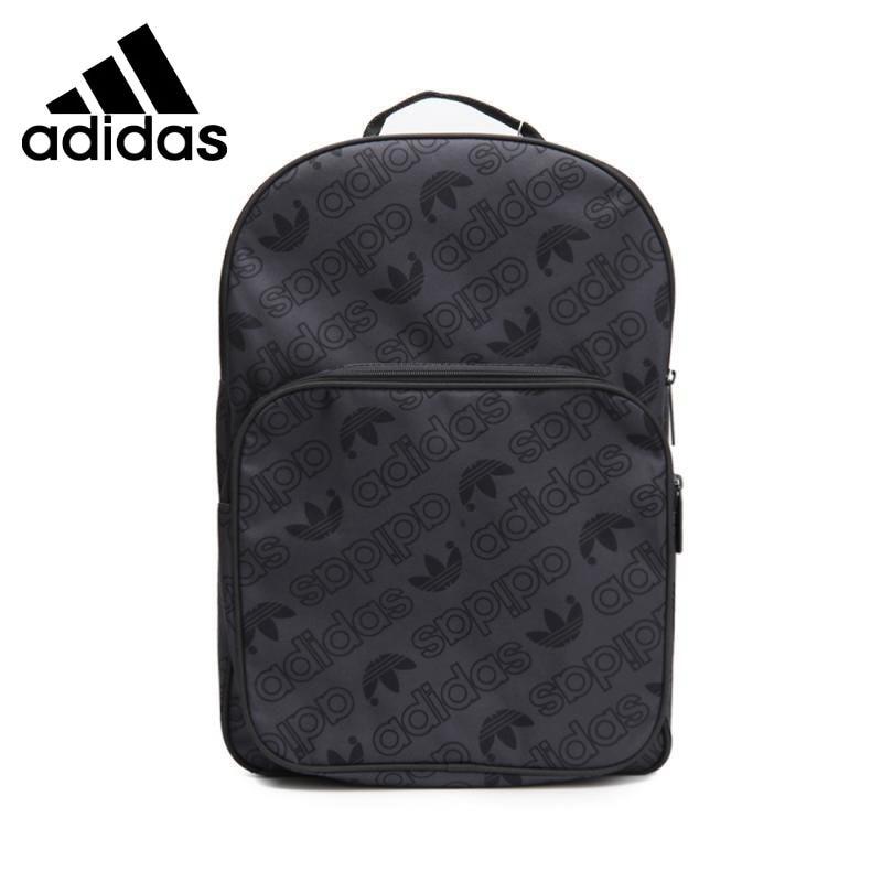 Original New Arrival 2018 Adidas Originals CLASSIC BP TREF Unisex Backpacks Sports Bags рюкзак мужской adidas classic bp tref цвет черный 26 л cw1716
