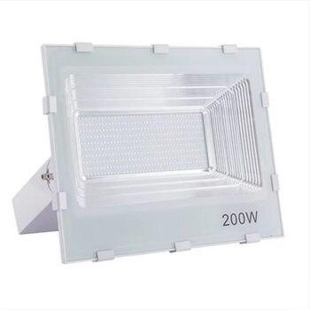 цена на 220V LED FloodLight  30W 50W 100W 200W Reflector LED Flood Light Waterproof IP65 Spotlight Wall Outdoor Lighting Warm Cold White