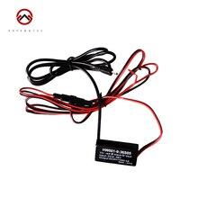 Hard-wired Del Cargador Del Coche 9-36 V para Accesorios TK102 TK102 TK201 GPS Tracker TK201-2 Xexun Original XT107