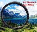 CPL Фильтр Круговой Поляризатор Световой Микроскопии Объектив Камеры Фильтр Для DJI Phantom 3 Профессиональные и Передовые
