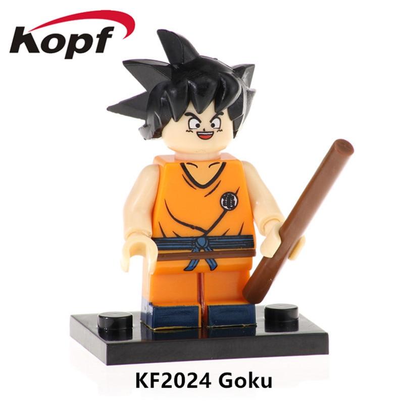 Kf2040 Single Sale Building Blocks Dragon Ball Z Figures Goku Dyspo Zamasu Bricks Gift Action Best Collection For Children Toys Last Style Toys & Hobbies Blocks