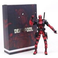 NECA Marvel Comics X Men Legends Deadpool PVC Action Figure Collectible Model Toy 10 26cm