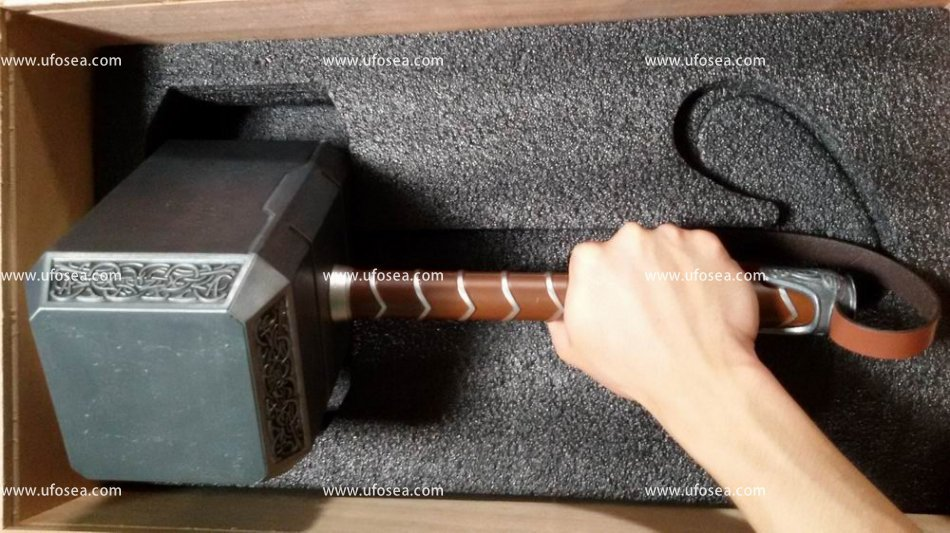 thor hammer movie props cosplay item the weapon of thor hammer