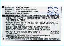 Bateria li3706t42p3h533251 de cameron sino 600 mah para zte v190, v260, v270, v280, v290, v300, v617, v716, v717