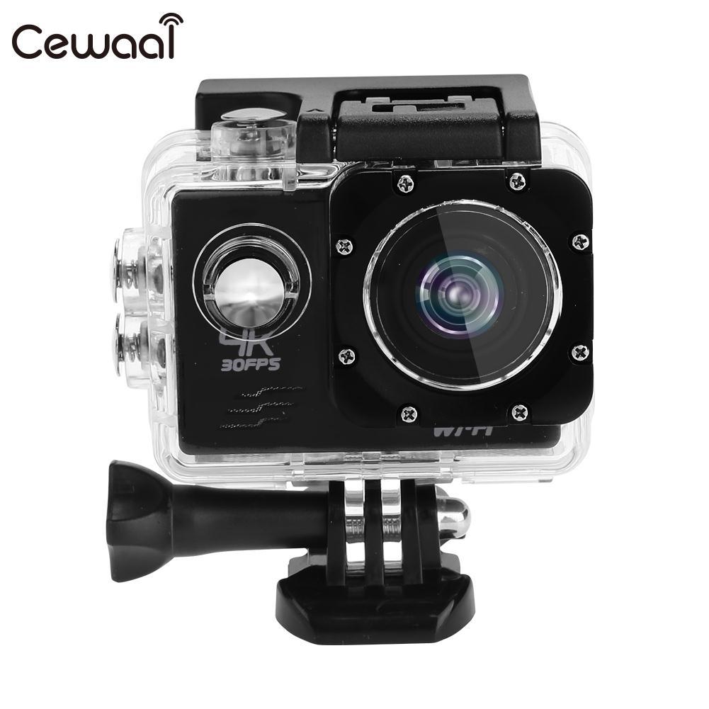 Caméra d'action Ultra 4 K 1080 P caméra d'action Ultra 4 K 1080 P caméscope Photo WIFI 2.0 ''escalade d'écran