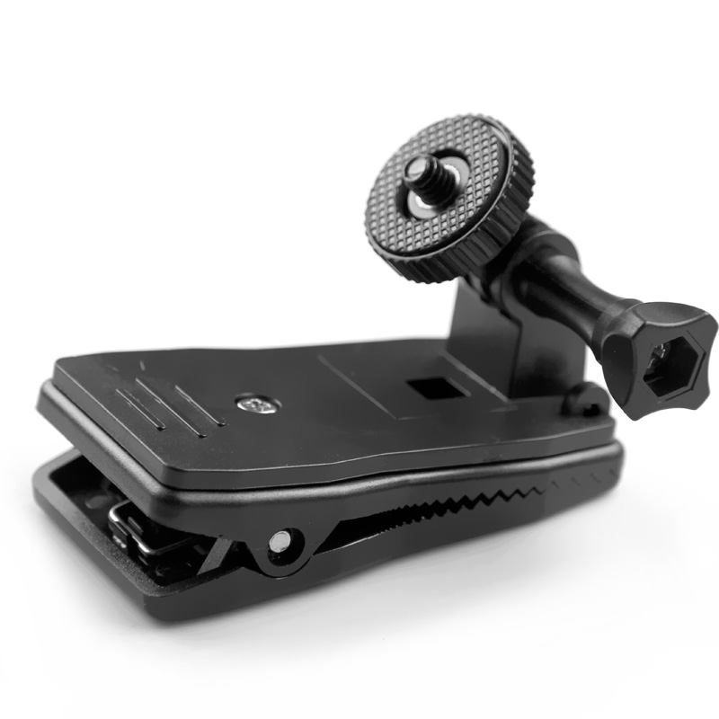 SETTO clip de la bolsa de mochila para montaje en Sony Action Cam HDR AS20 AS15 AS100V AS30V AZ1 AS200V FDR-X1000V aee Accesorios