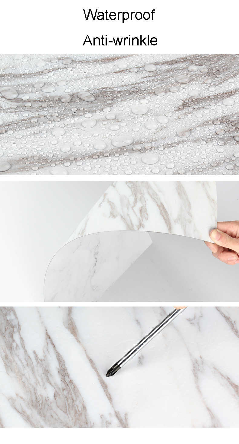 60X90cm Pvc Dubbele Kanten Fotografie Achtergronden Waterdichte Premium Marmer Textuur Achtergrond Voor Foto Voedsel Sieraden Mini Items