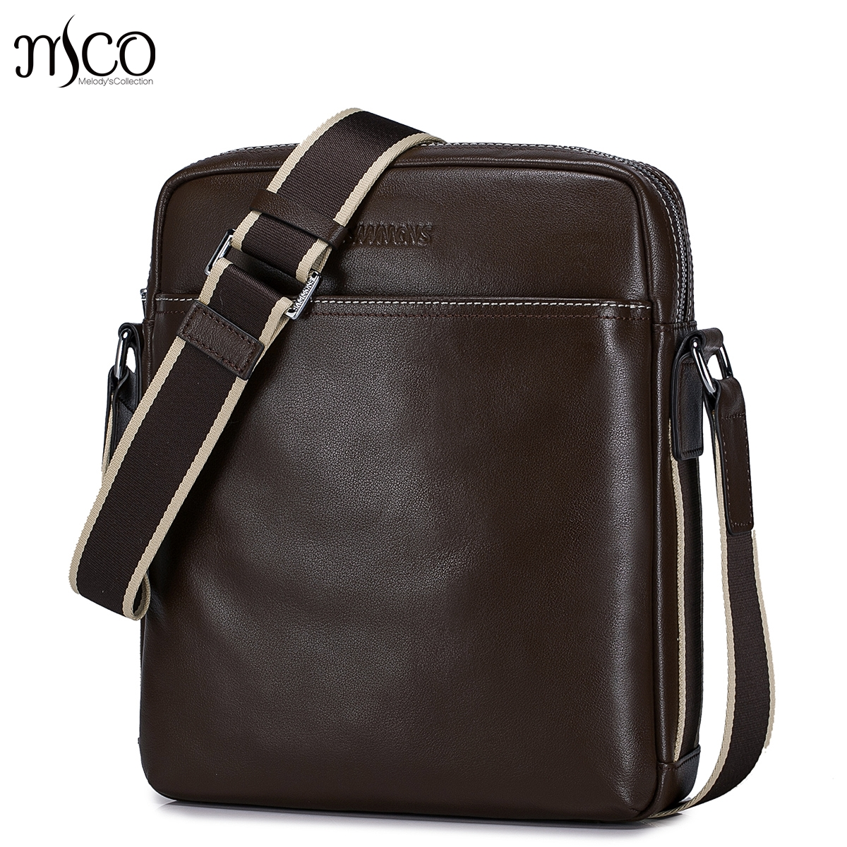 Luxury Men Bag Genuine Leather Business Male Crossbody Shoulder Messenger Bags Leisure Small Flap Bag neweekend genuine leather bag men bags shoulder crossbody bags messenger small flap casual handbags male leather bag new 5867