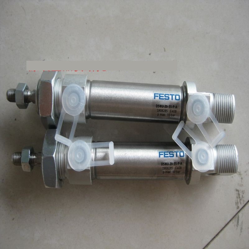 The new German original FESTO cylinder DSNU-20-50-P-A  19210 new original pneumatic accessories block cylinder t tth32x20k tth32 20 k