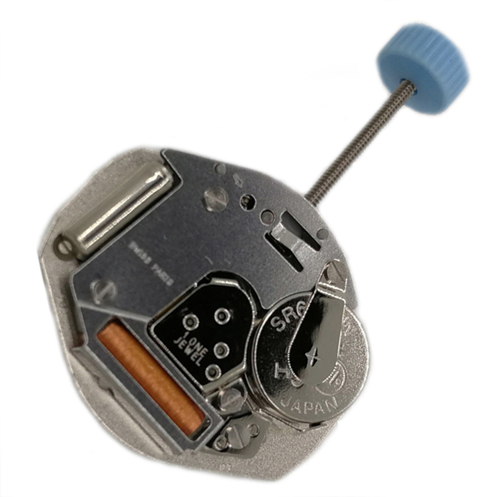 For Ronda 763 Quartz Watch Movement With Stem & Battery 3 Pin Watch Repair Parts Accessories
