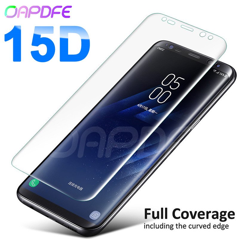 15D Full Cover Screen Protector Film For Samsung Galaxy S10 S9 S8 Plus Note 8 9 S10e A6 A8 Plus 2018 Screen Protector Not Glass15D Full Cover Screen Protector Film For Samsung Galaxy S10 S9 S8 Plus Note 8 9 S10e A6 A8 Plus 2018 Screen Protector Not Glass