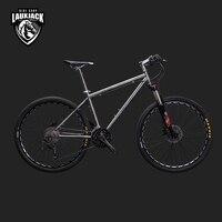 LAUXJACK Mountain Bike Titanium Frame 30 Speed Shimano M610 Hydrualic Brake 26 27 5 Wheel