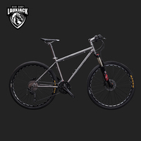 LAUXJACK Mountain Bike Titanium Frame 30 Speed Shimano M610 Hydrualic Brake 26 27 5 Wheel