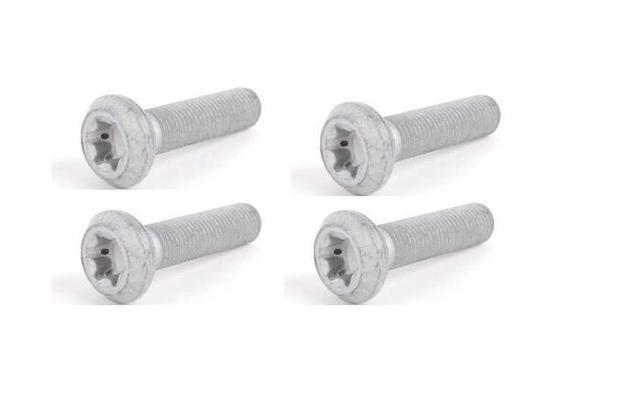 Bmw f30 f32 e70 1.5 용 휠 허브/베어링 12x31206783065x45mm 용 4 프론트 볼트 세트