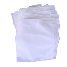 100pcs/lot White Anti-static Dust-free Cloth Camera Screen Cleaning Goods Photography Wiping Dust Removal 10cm*10cm