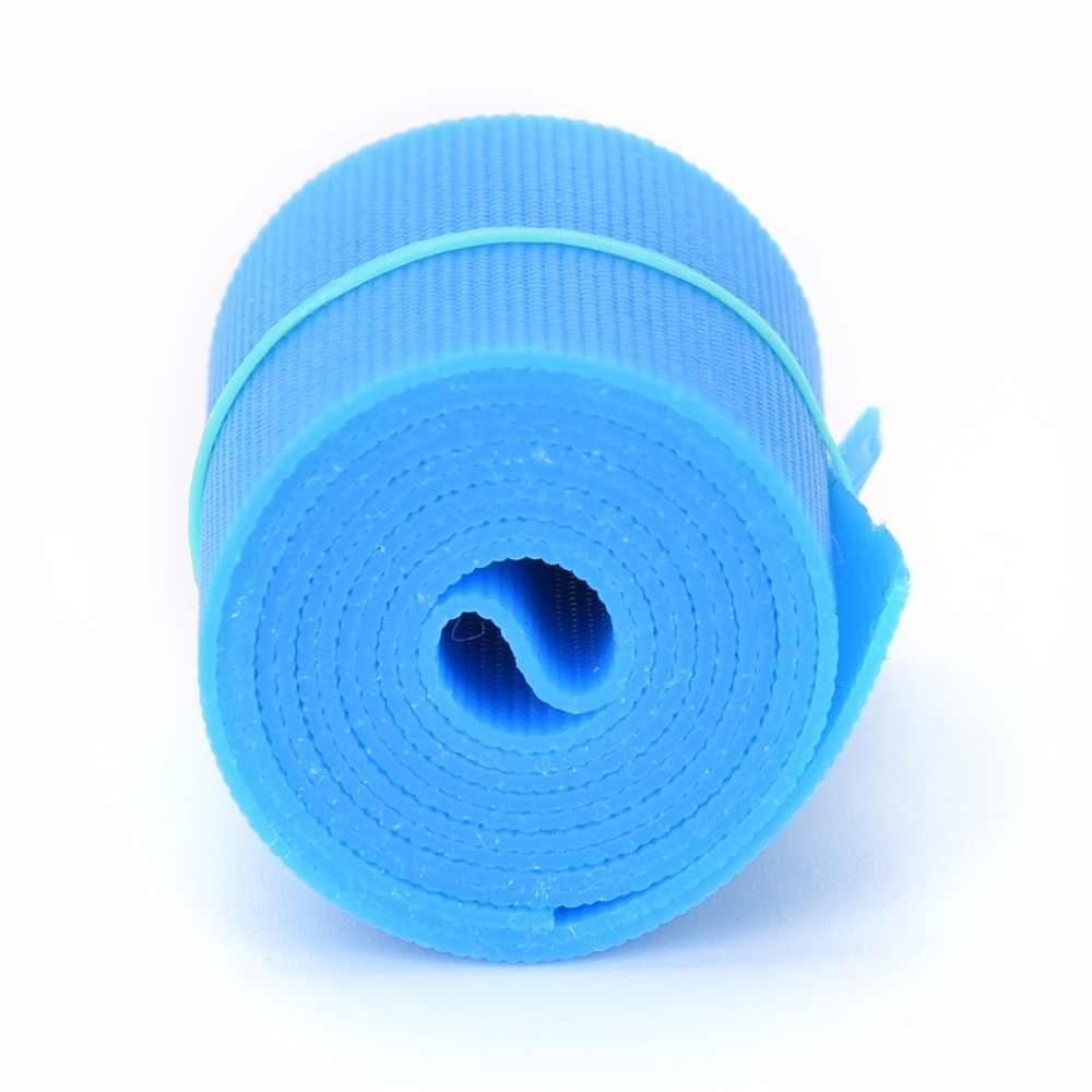 1PC Lateks Medis Tourniquet Praktis Pertolongan Pertama Perlengkapan Darurat Kebutuhan Menghentikan Pendarahan Tali Biru