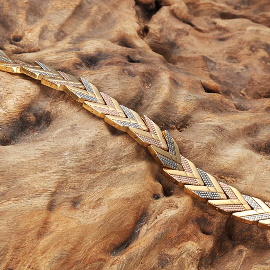 Women's Charm Magnetic Bracelet  (7)