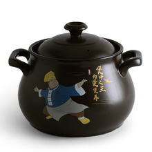 New Arrival Chinese Kungfu Pot Ceramic Soup Pots  Stewing Casserole Big Deal Family Size Gift Saucy Cooking Cookware