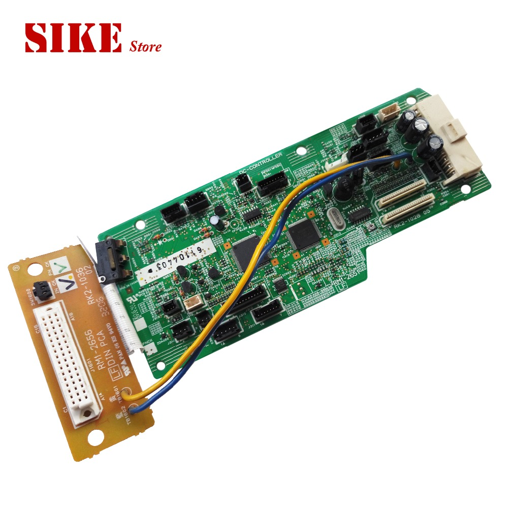 MR1-2656 MR1-2651 RM1-4098 DC Control PC Board Use For HP 5200 5200Lx 5200L 5200n 5200tn 5200dtn DC Controller Board mr1 2656 mr1 2651 rm1 4098 dc control pc board use for hp 5200 5200lx 5200l 5200n 5200tn 5200dtn dc controller board