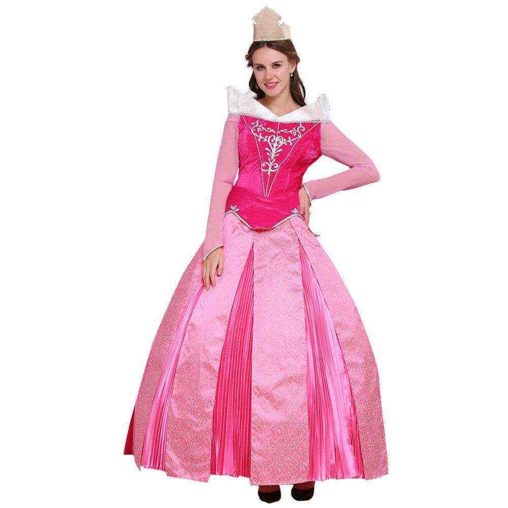 Online Get Cheap Sleeping Beauty Costume Adult -Aliexpress.com ...