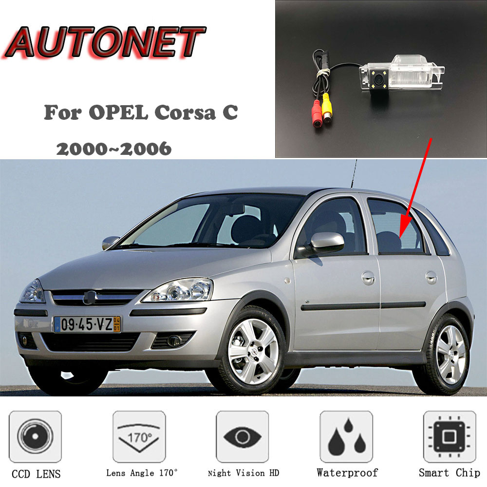 Opel Corsa C Interieur Autonet Hd Night Vision Backup Rear View Camera For Opel Corsa D