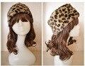 Stylish Women Imitate Rabbit Fur Snow Hat Cap Winter Beanie Hat