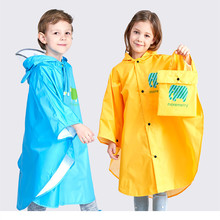 cute kids rainwear raincoat for children cloaks impermeable rain poncho capa de chuva Chubasqueros