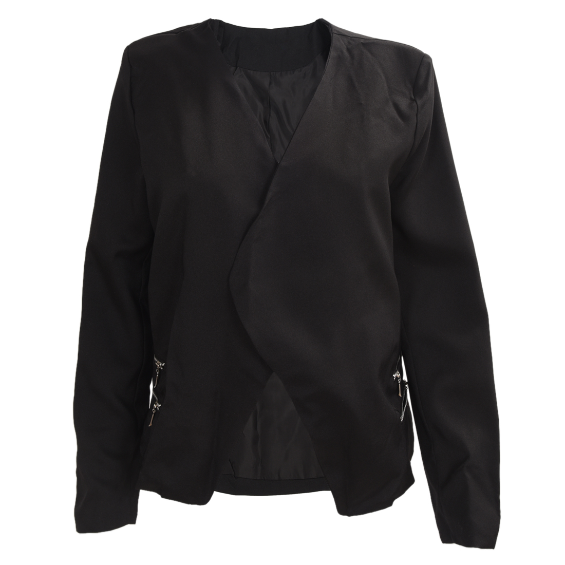 Compare Prices on Fitted Black Blazer Women- Online Shopping/Buy ...