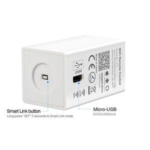 Image 3 - Milight YT1 WiFi Vocale Telecomando DC5V USB di Smart 4G IOS Android APP Controller per 2.4 GHz RGB CCT RGBW HA CONDOTTO LA Striscia Lampadina