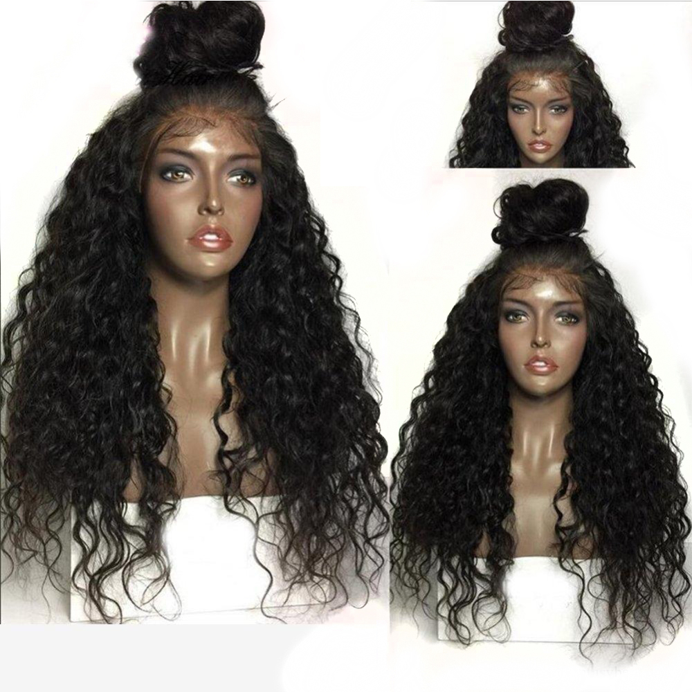 Eversilky 360 Lace Frontal Wig For Women Pre Plucked Natural Hairline 10