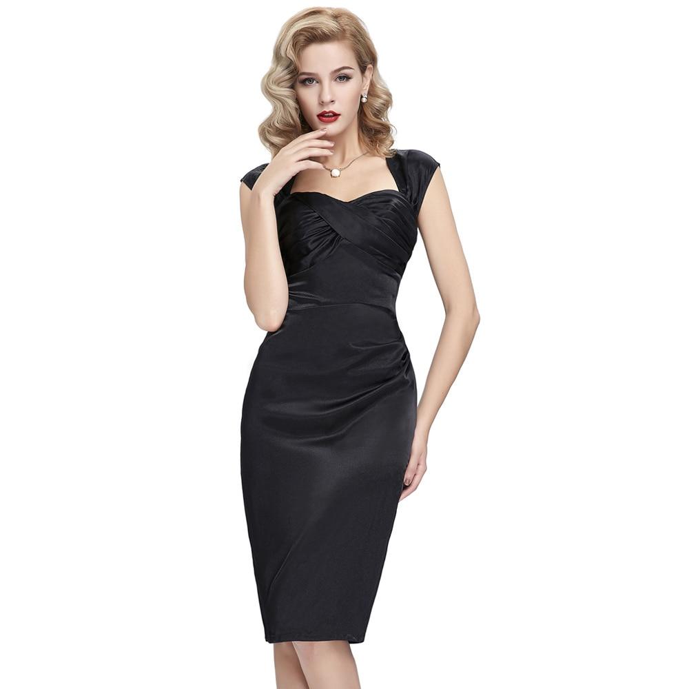 Belle Poque Women Dresses Summer Clothing pin up 50s Vintage Dress ...