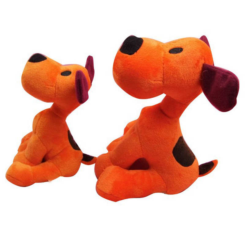 1 pcs 14 cm/20 cm Loula Pocoyo Loula Pocoyo Bandai Pelúcia Do Cão Filhote de Cachorro de Pelúcia Brinquedos de Pelúcia Animais Brinquedo boneca para o Aniversário Das Crianças Dos Miúdos