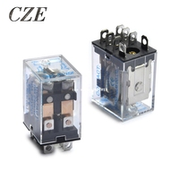 Small Electromagnetic Relay JQX-13F2Z DC12V LY2 (Front)