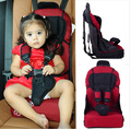 New arrival increased thicken Children's car safety seat  for vehicle and dining chair portable kids infant baby safety seat