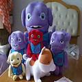 2015 New Anime Dreamworks Home Oh Plush Soft Oh BOOV Captain Pig Cat Dreamworks Home Oh Boov Plush Toys Children Gift