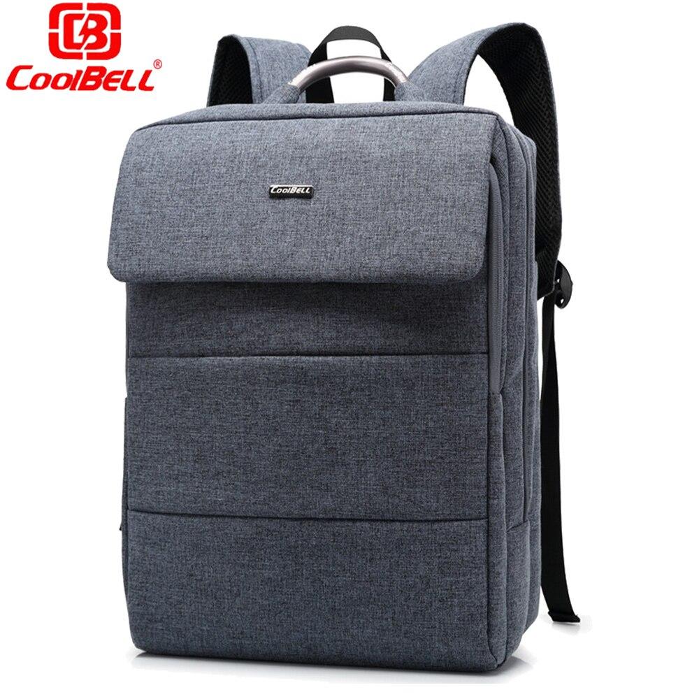 ФОТО 2017 New Brand 15.6 inch Laptop backpack Bag School Bags Youth Trend Schoolbag Ladies Female Student Backpack Bolsas Mochila men