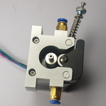 Reprap Kossel bowden extruder up-grade kit 42 stepper motor all metal extruder For DIY 3d printer for 1.75/3 mm filament