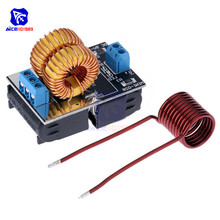 DC 5-12V Mini ZVS Low Voltage Induction Heating Power Supply Module