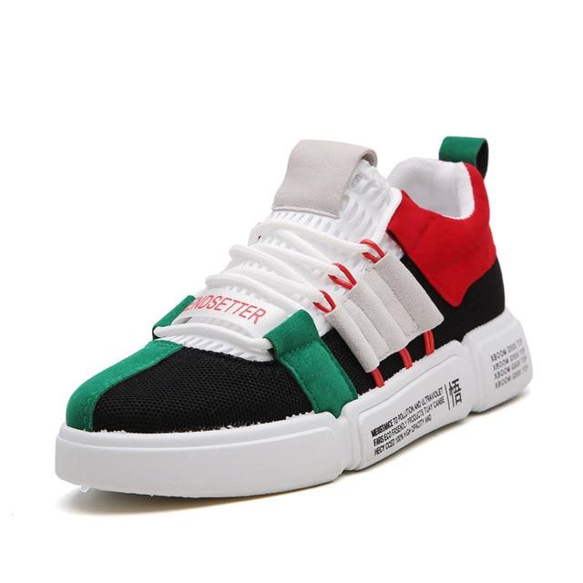 Men's Fashion Sneakers - 3 Colors 4
