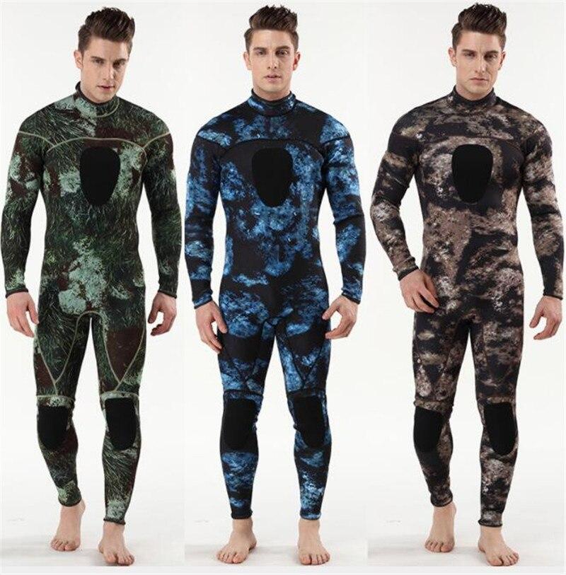MYLE GEND hommes combinaison néoprène 3mm combinaison complète Furfing costumes pour la plongée sous-marine plongée en apnée natation navigation de plaisance à la dérive Sports nautiques