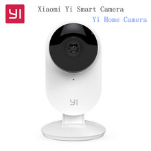 Xiaomi Yi Домой Ip-камера 2 FHD 1080 P Смарт Wi-Fi Камера 130 Широкоугольный Распознавание Жестов Человека Detecion [международное Издание]