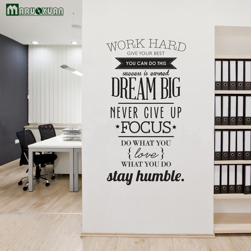 Marvelous Inspirational Quotes Wall Stickers Amazing Pictures