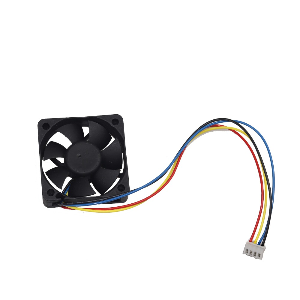 50 mm ventilador de PC enfriador 4 pines placa base Conector PC de - Componentes informáticos - foto 4